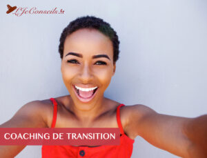 Portrait of beautiful young black woman smiling and taking selfie